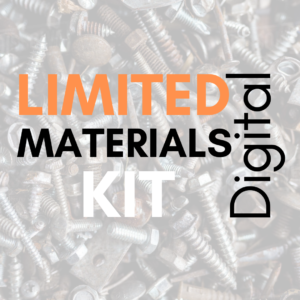 Limited-Materials-Kit